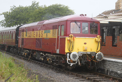73128 on 28.05.11 at Blaenavon High Level Station.