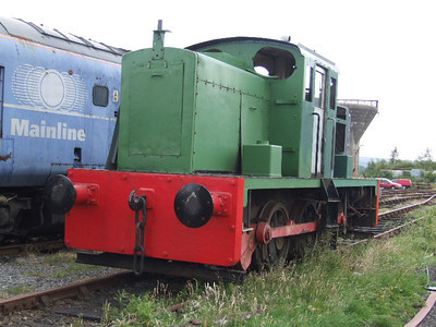 RT1 - John Fowler 0-6-0DM on 26.07.07.