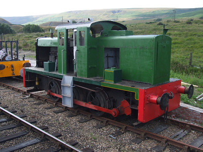 RT1 - John Fowler 0-6-0DM on 26.07.08