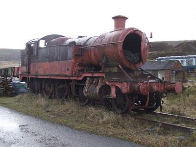 4253 - GWR Class 42xx - on 22.11.08