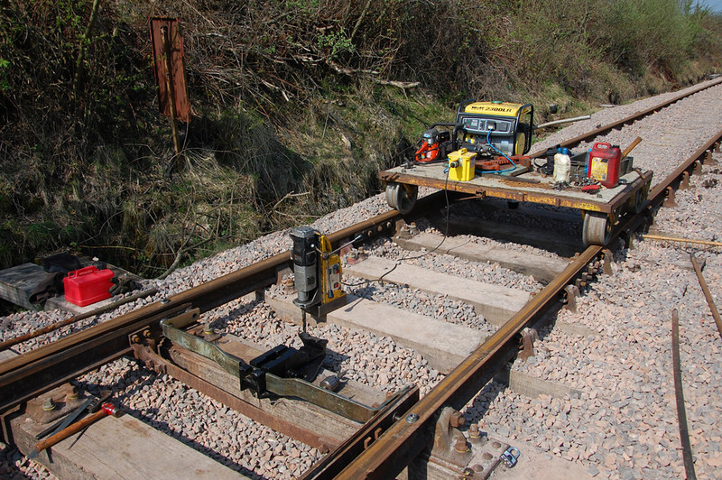 Furnace Sidings Station Building coming on well