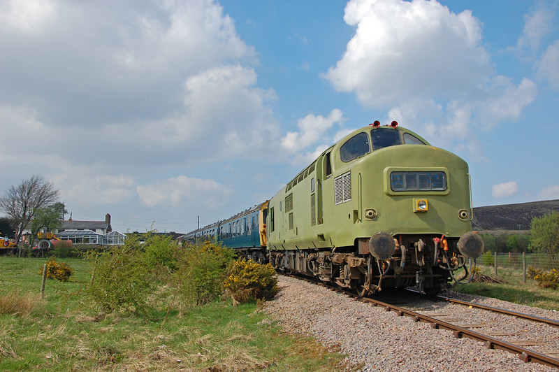 37216 stands at the Whistle Inn