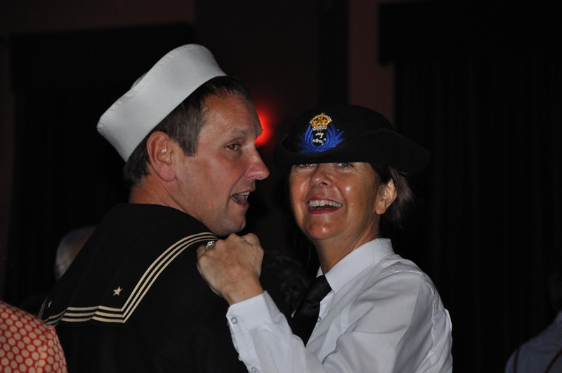 Everyone loves a sailor