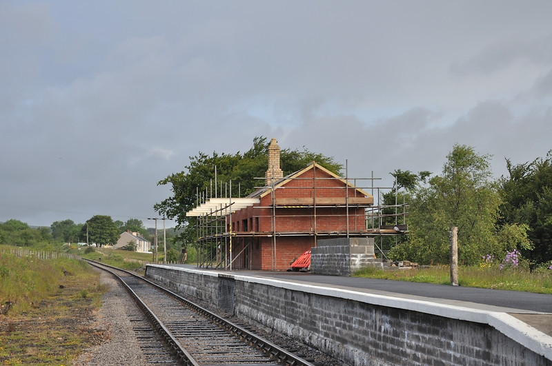 Bleanavon High Level Station, looking better now