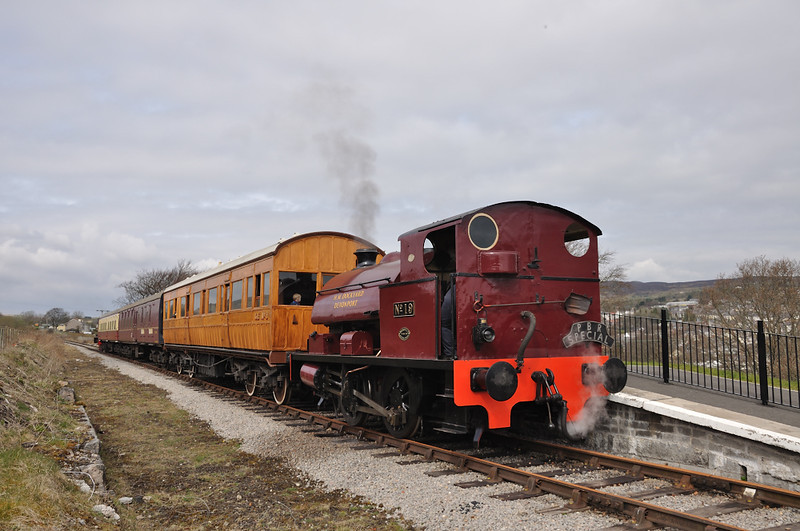No.19 at Blaenavon High Level