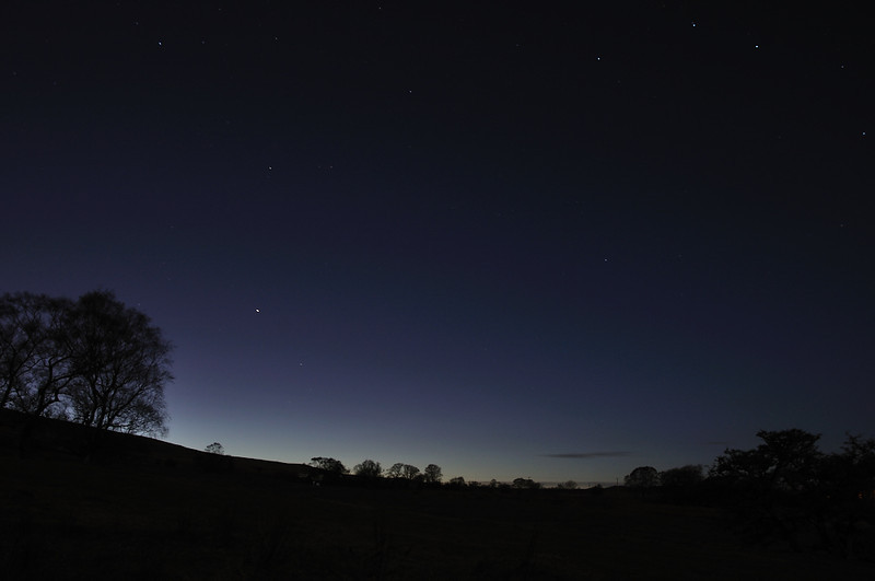Stars over the Coity