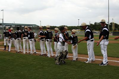 Cleburne Jackets vs Corpus Christi Stars August 1, 2009 (2)