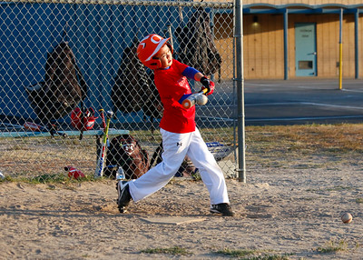 Angels Practice Tuesday April 26th