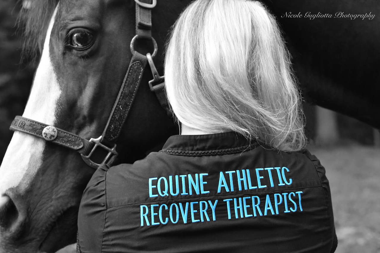 Equi-Pair = Equine Athletic Recovery Therapist