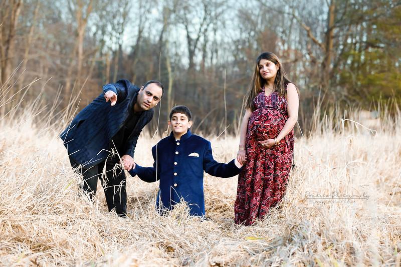 Pooja-Amit Maternity photo shoot