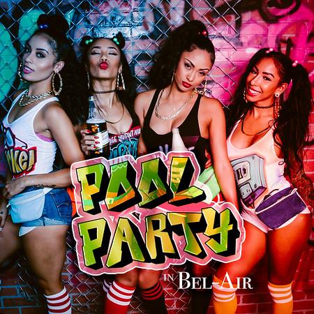 Pool Party in Bel Air