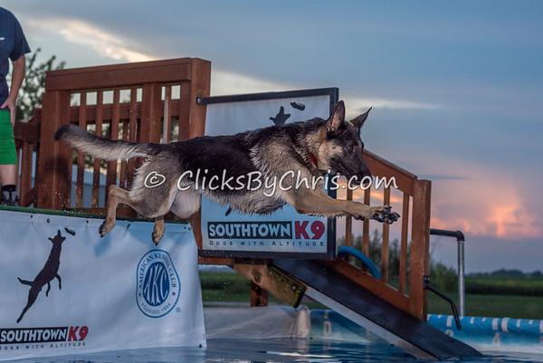 Pool Rental - Southtown K9 - Wednesday, Sept. 20, 2017