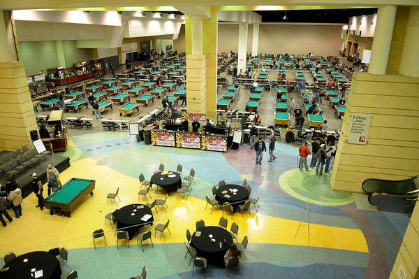 2011 MOMA State Pool Tournament