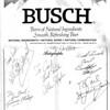 X2-Program - Inside back cover (Page 19) - Autographs