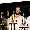 Winners! Buddy Hall was first, Allen Hopkins second, and Larry Hubbart was third. As you can see, a camera malfunction caused the left side of the image to be drastically underexposed. The shutter did not sync correctly with the flash and this problem occurred throughout this roll of film. The underexposed area was cropped out of the other images.