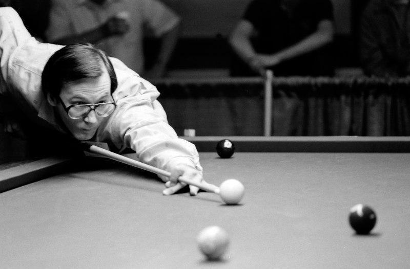 Dick Lane - I'll bet you never saw him rush a shot!