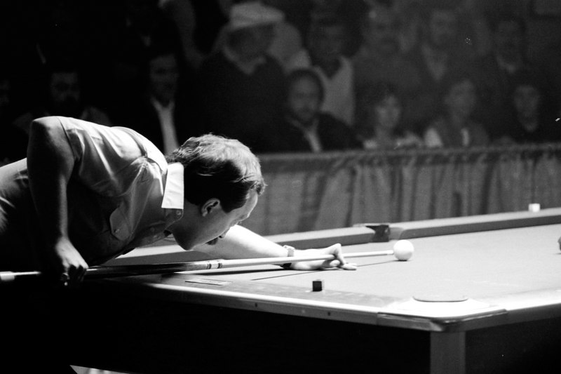 Gary Spaeth - I took a lot of shots of Gary at this tournament, probably because I knew him and was pulling for him to do well. He ended up winning the bank tourney. Sadly, he succumbed to leukemia December 16th, 2000 at just 46 years old.