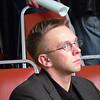 Thorsten Hohmann as a spectator