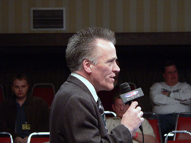 Scott Smith - legendary tournament director