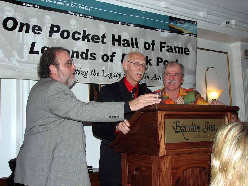 Fred Bentivegna, Grady Matthews, and Artie Bodendorfer