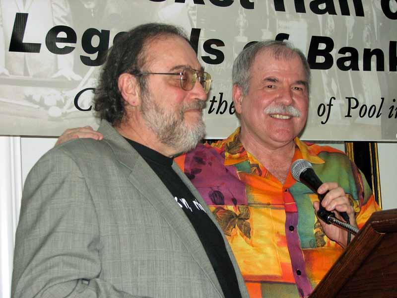 Fred Bentivegna and Artie Bodendorfer