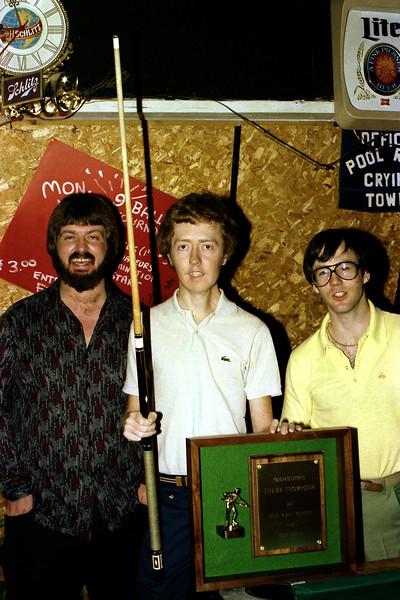 Steve Puckett, Frank Thompson, and Dick Lane