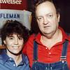 Diane Westfall and Leonard Bludworth