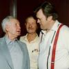 Eddie Taylor, Junior Norris, and Mike Massey