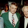 Jimmy Caras, Rick Boling, and Willie Mosconi - Jimmy Foster on far right