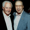Willie Mosconi and Jimmy Caras - Two great champions!