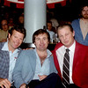 """Unknown people up front and I was told that the guy in the blue jacket in the background is Robbie Carlock, a strong player """"back in the day."""""""