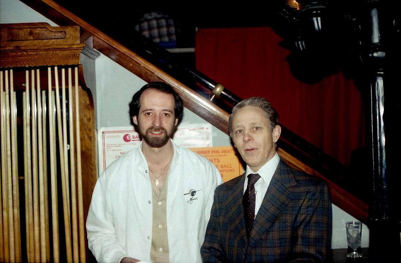 Mike Sigel and Willie Elder