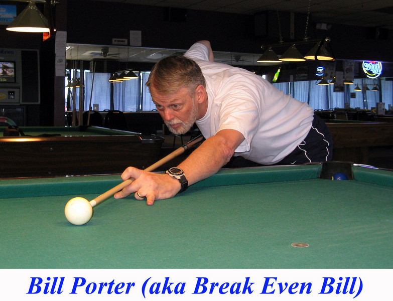 Bill Porter (aka Break Even Bill)