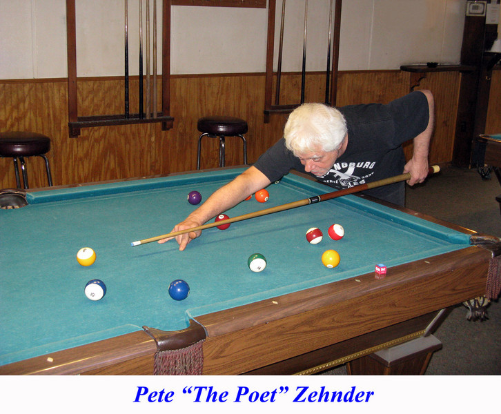 Pete Zehnder after hair restoration