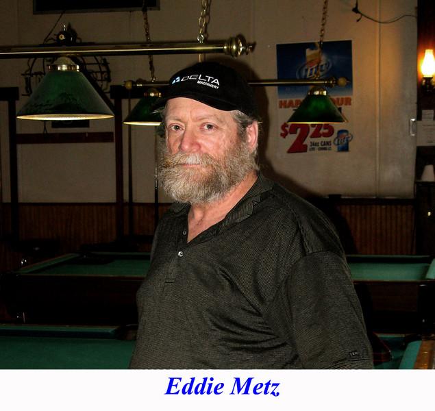 Eddie Metz