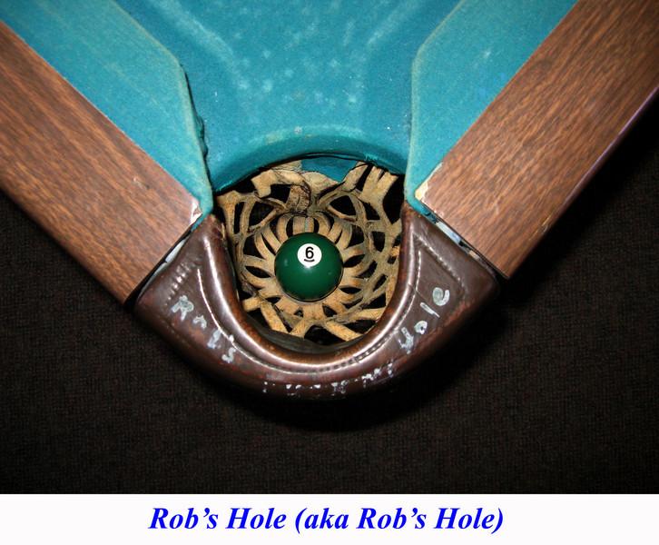 Rob's Hole