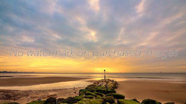 Sandbanks Sunrise
