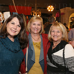 Sandi Otte, Becky Beirne and Beverly Axman.