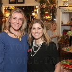 Anne Keller and Lisa Causarano.