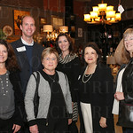 Peggy Hagerty Duffy, Tim Tomes, Pat Hagerty, Michelle Owings, Maggie Cyphers and Susan Wettle.