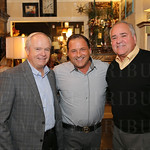 Pat Dwyer, Barry Wooley and Bruce Breitenstein.