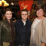 Lindsay and Renel Chesak, Edie Fullerton.