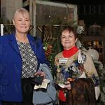 Lynn Wangerin and Sharon Mattingly.