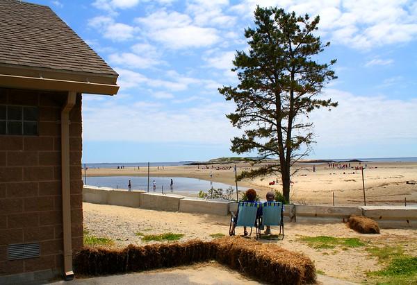 12.06.11 Popham Beach - Summer with Debbie Walsh