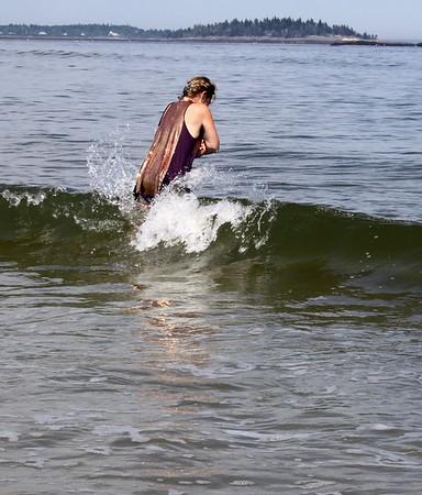 12.07.01 Popham Beach - Summer with Sally