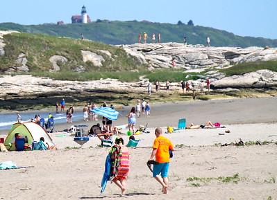 14.06.08 Popham Beach - Summer