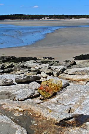 16.04.13 Popham Beach Low Tide