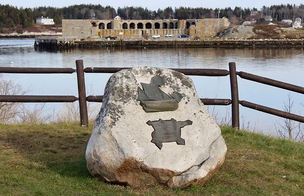 17.12.02 Fort Popham - Phippsburg