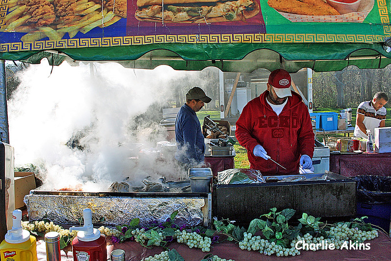 Good eats at the festival