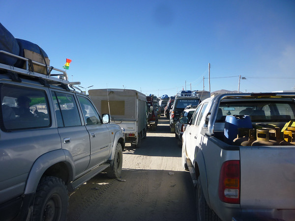 Uyuni, more gas problems and heading south